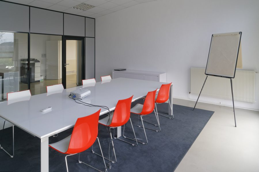 Notre salle de réunion